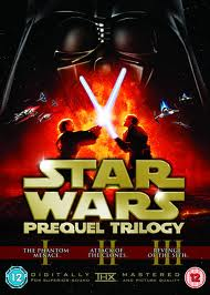 It would be a lot like watching this on shuffle, except only Anakin and Padme's love scenes. Let that sink in.