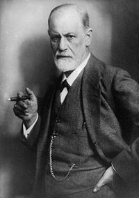 I'm mostly hoping that if someone shares this post with someone on Facebook, this picture of Freud will be the thumbnail for an article about The Hunger Games and everybody will be confused.