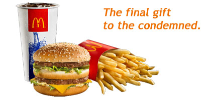I made a mock up of how this would look for you, McDonald's. Stephenie Meyer is waiting for your call.