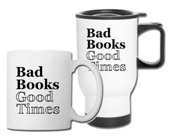 bad books good times mugs