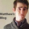 Matthew's Blog