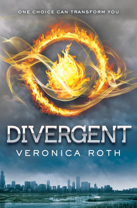 Go to the first chapter of Divergent!