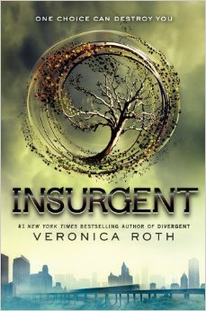 Go to the first chapter of Insurgent!