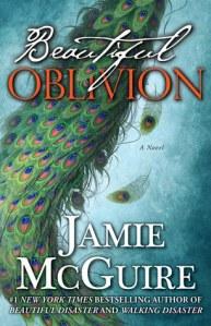 """""""Beautiful Oblivion, Jamie McGuire"""""""
