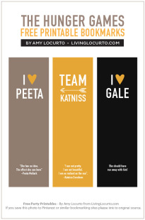 Unless you pick the Team Gale bookmark, then are you even READING these books?