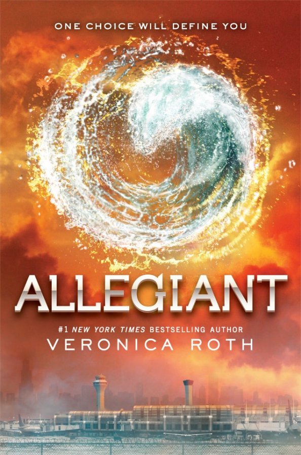 Go to the first chapter of Allegiant!