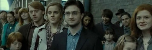 This could all have been avoided, but NOOO we had to learn that Harry has three kids and Neville's a professor.